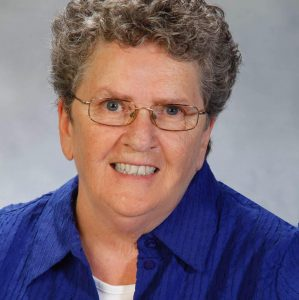 Sister Cathy Cahill